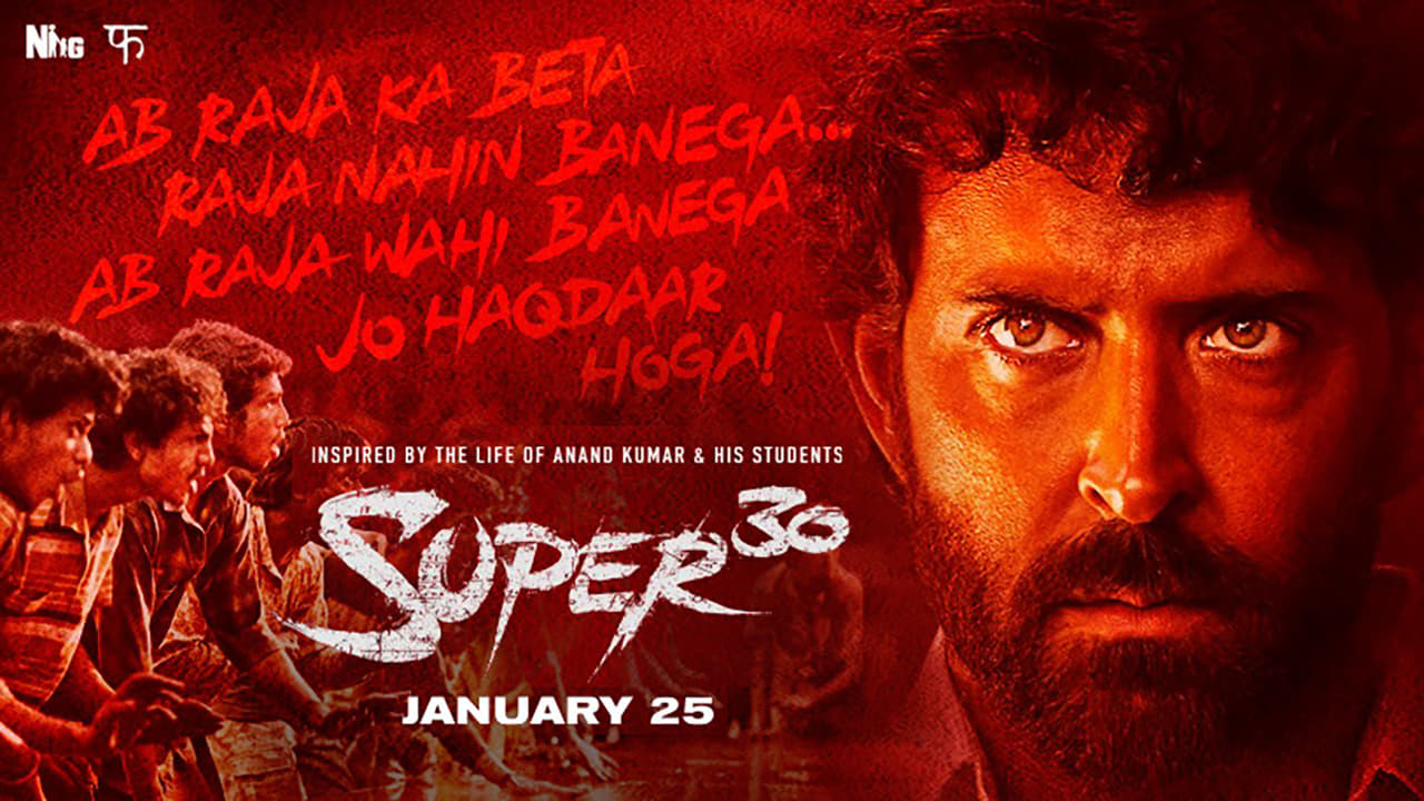 Super 30 2019 Dvdscr Hindi Full Movie Watch Online Free Tamildeluxe