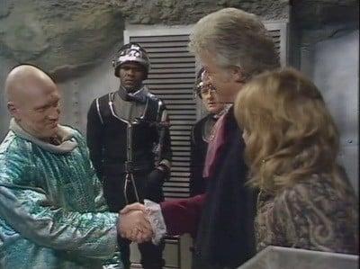 Doctor Who Season 9 :Episode 18  The Mutants, Episode Four