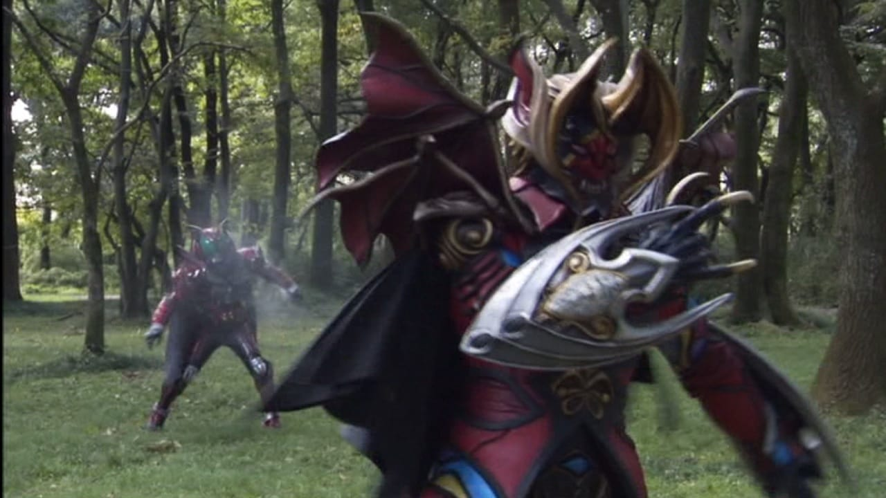 Kamen Rider Season 18 :Episode 45  Episode 45