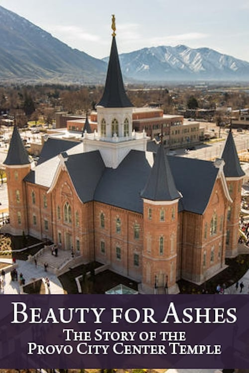 Ver Beauty for Ashes: The Story of the Provo City Center Temple Online HD Español ()