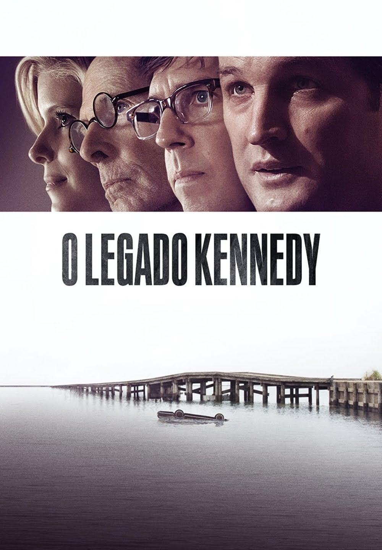 capa O Legado Kennedy