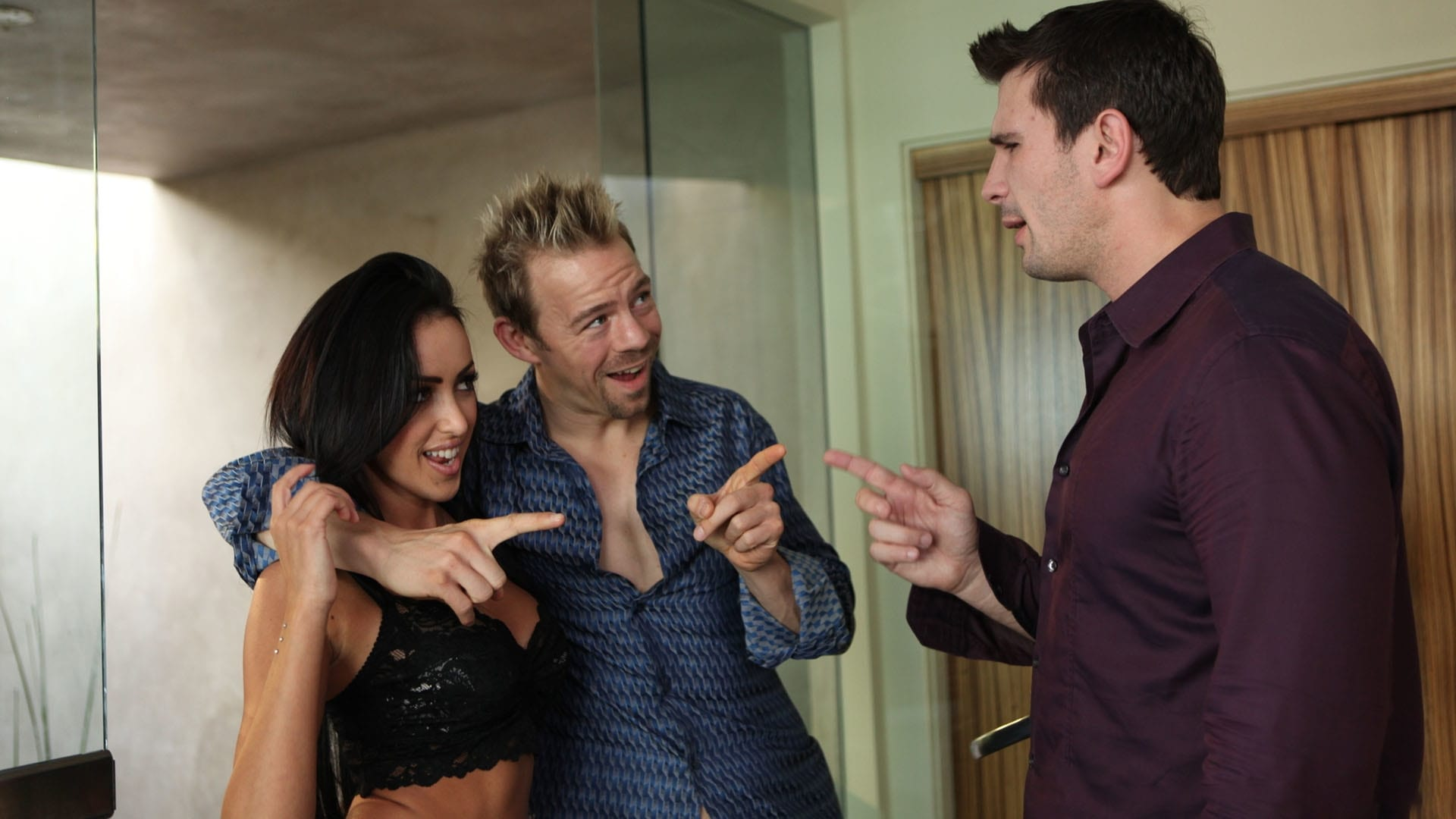 Callie cobra rocco reed time for change scene 4 - 1 part 2