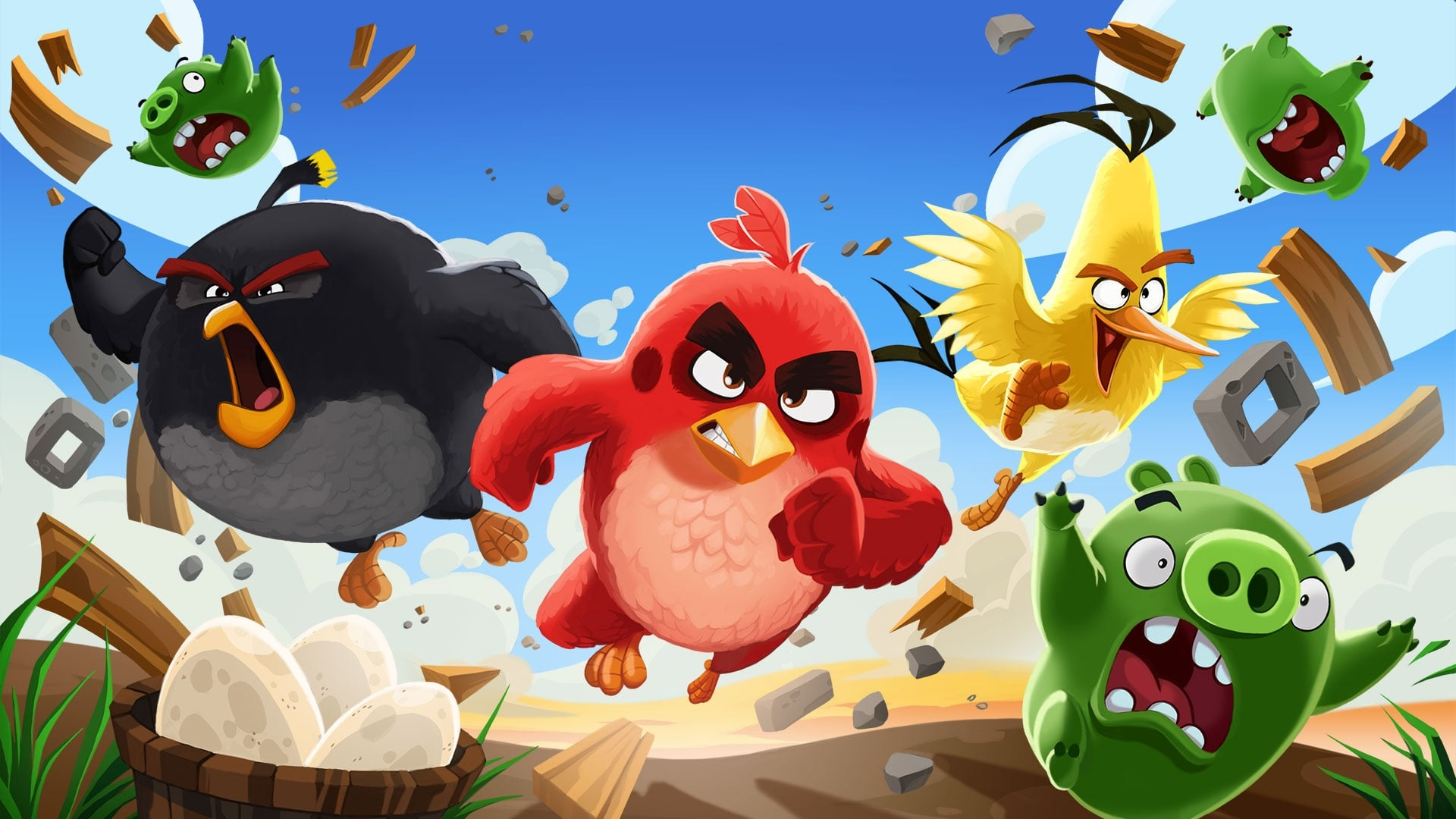 The Angry Birds Movie 3 (2022)