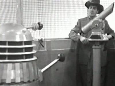 Doctor Who Season 2 :Episode 32  Flight Through Eternity