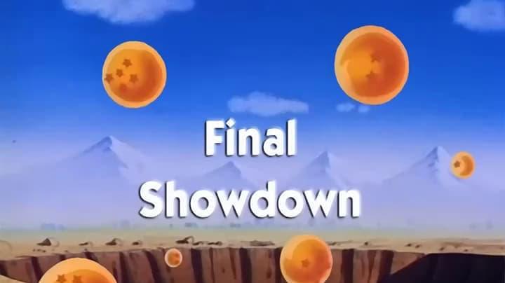 Dragon Ball Season 1 :Episode 122  Final Showdown