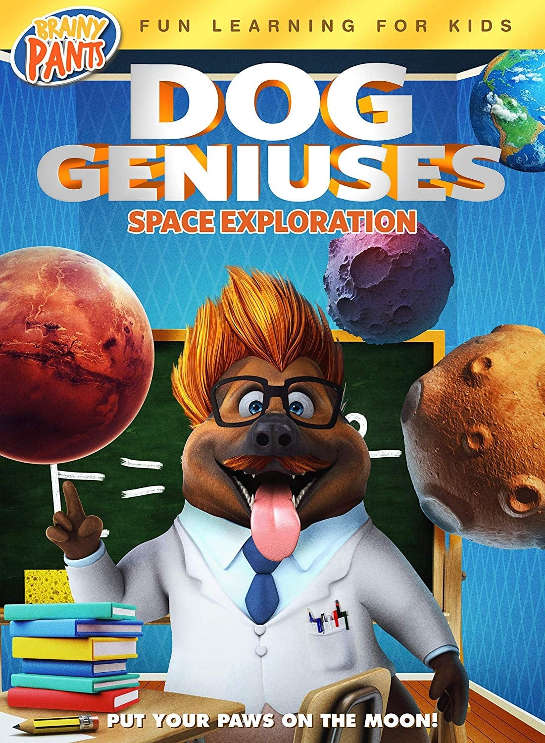 Dog Geniuses: Space Exploration on FREECABLE TV