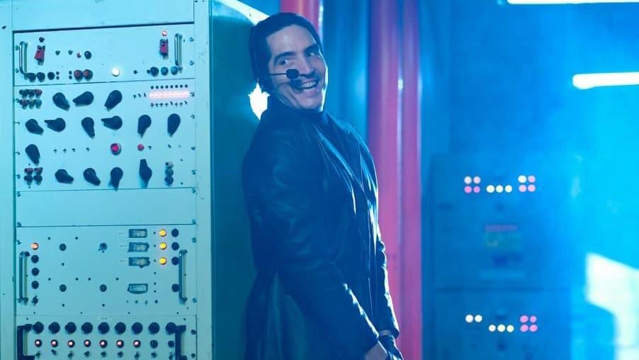 MacGyver Season 5 :Episode 10  Diamond + Quake + Carbon + Comms + Tower