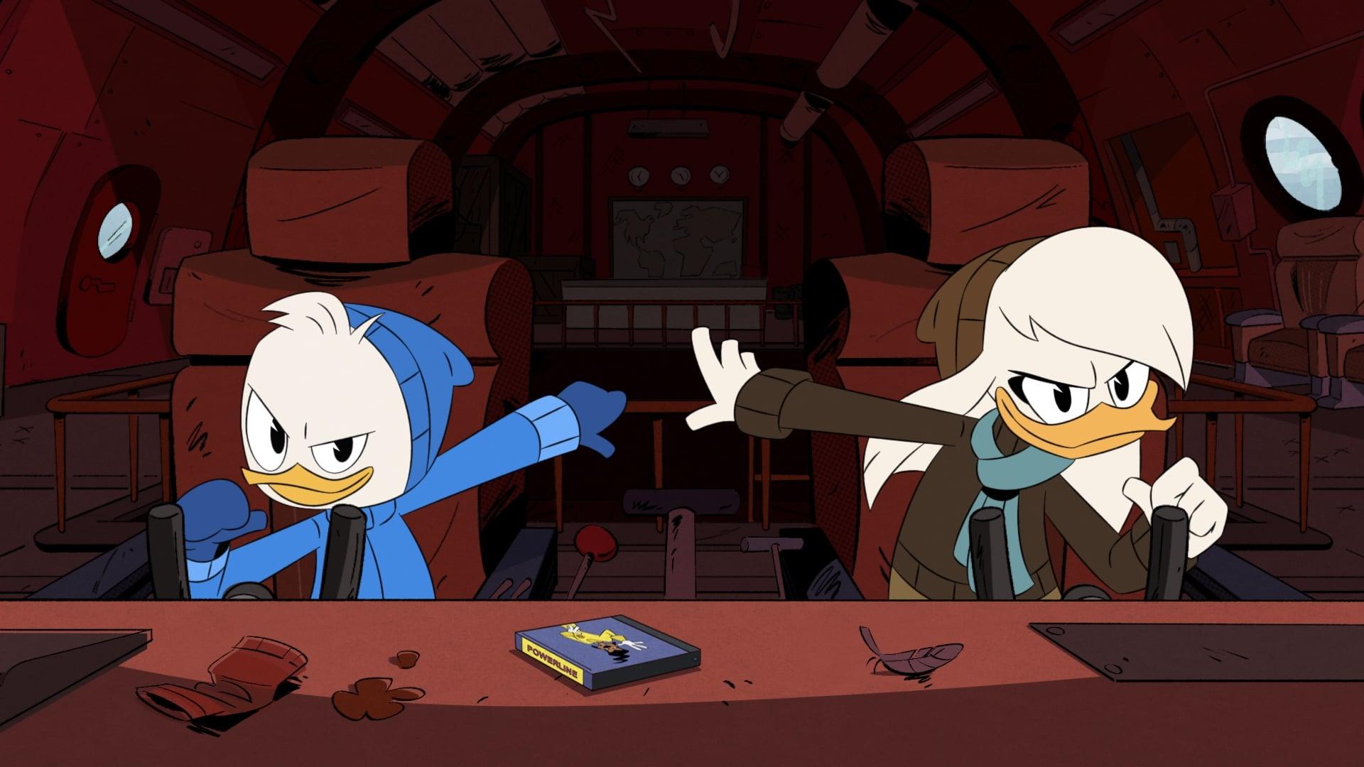 DuckTales Season 2 :Episode 13  Raiders of the Doomsday Vault!