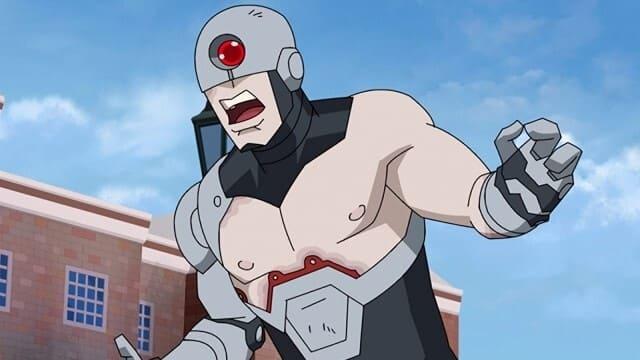 Invincible Season 1 :Episode 6  Du siehst irgendwie tot aus