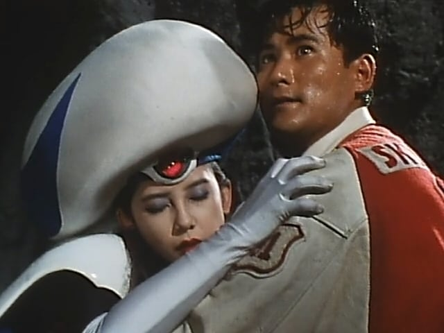 Super Sentai Season 15 :Episode 42  Sleep on My Chest!