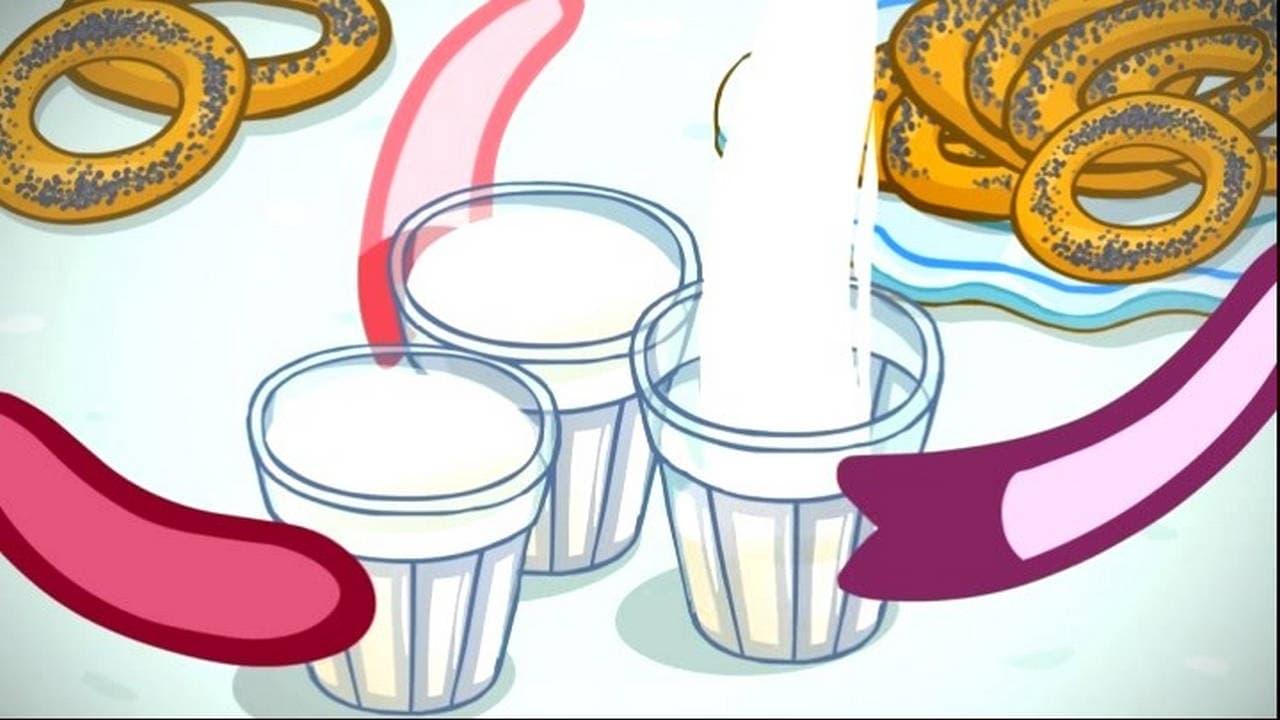 Kikoriki Season 1 :Episode 213  A Milky Bet