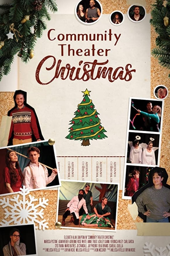 Community Theater Christmas on FREECABLE TV