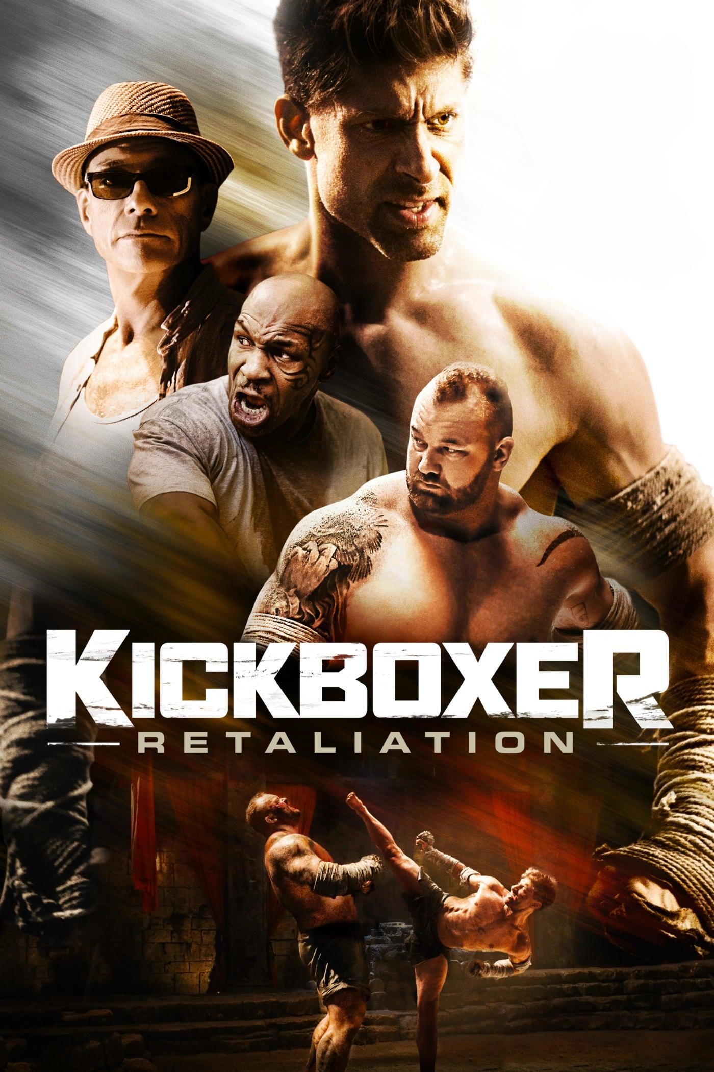 Póster Kickboxer: Contrataque