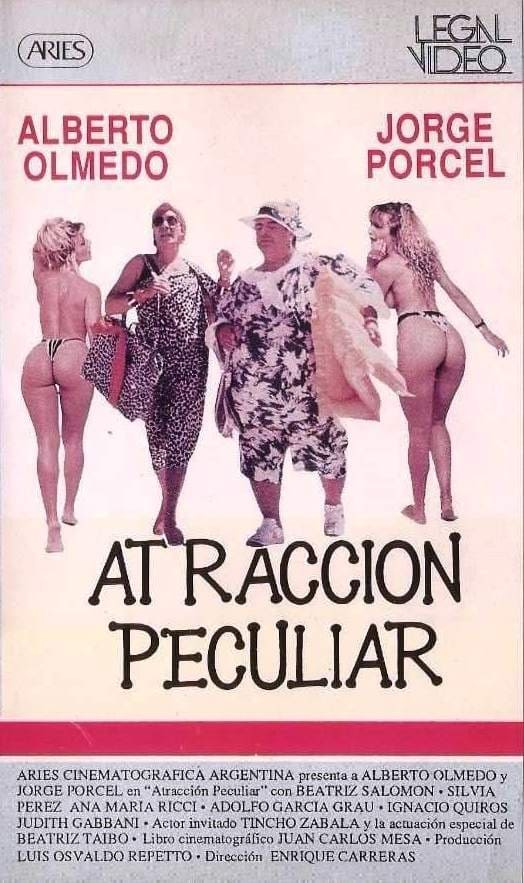 Peculiar Attraction (1988)