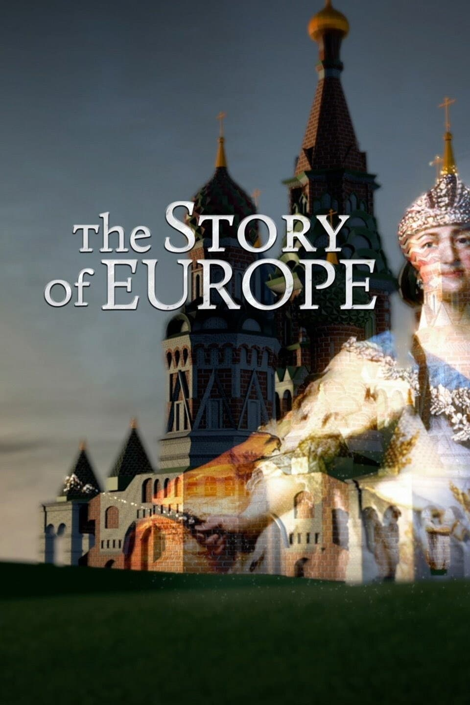 The Story of Europe With Historian Dr. Christopher Clark TV Shows About Europe