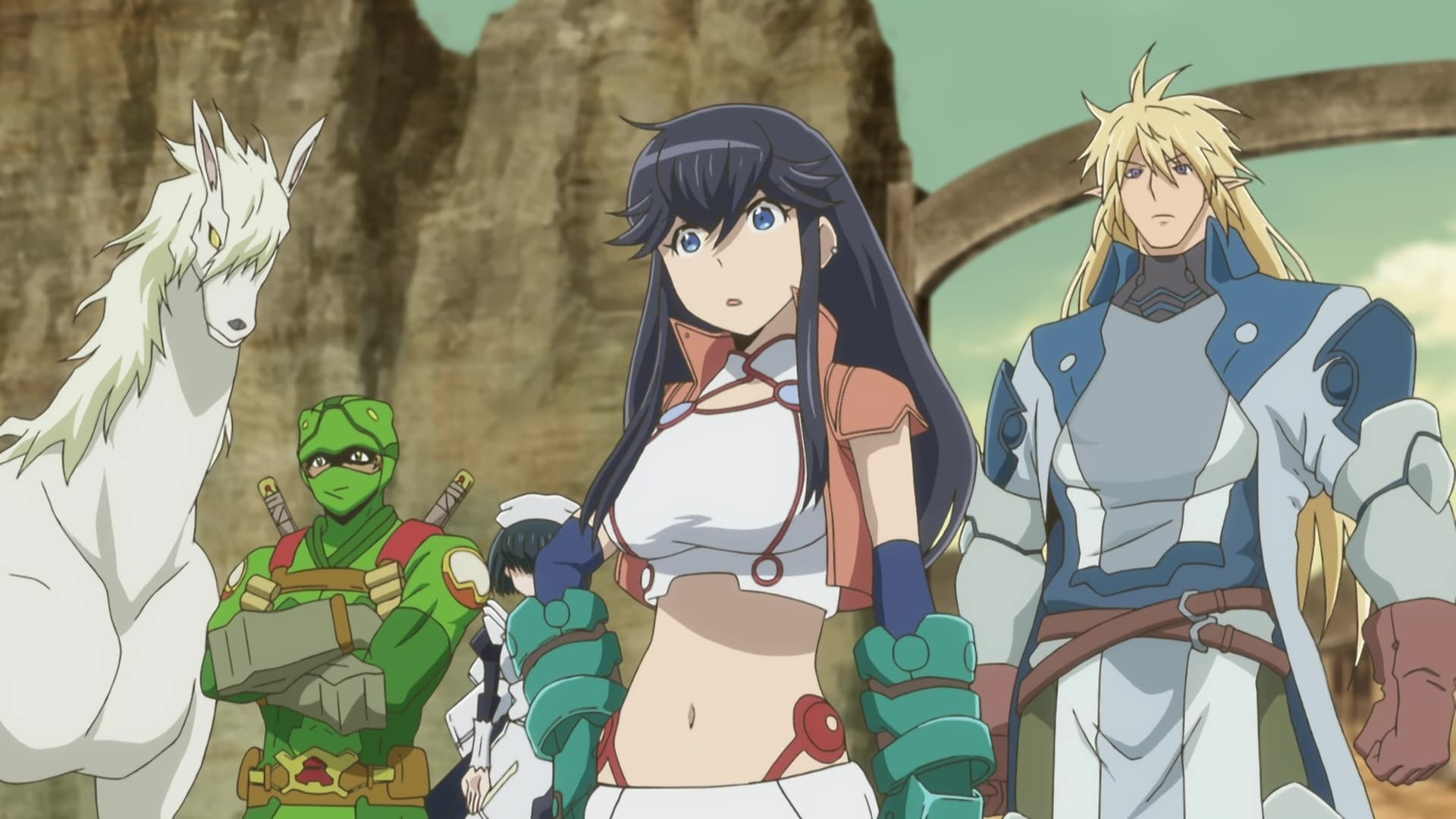 Log Horizon - Season 2 Episode 14 : Kanami, Go East!