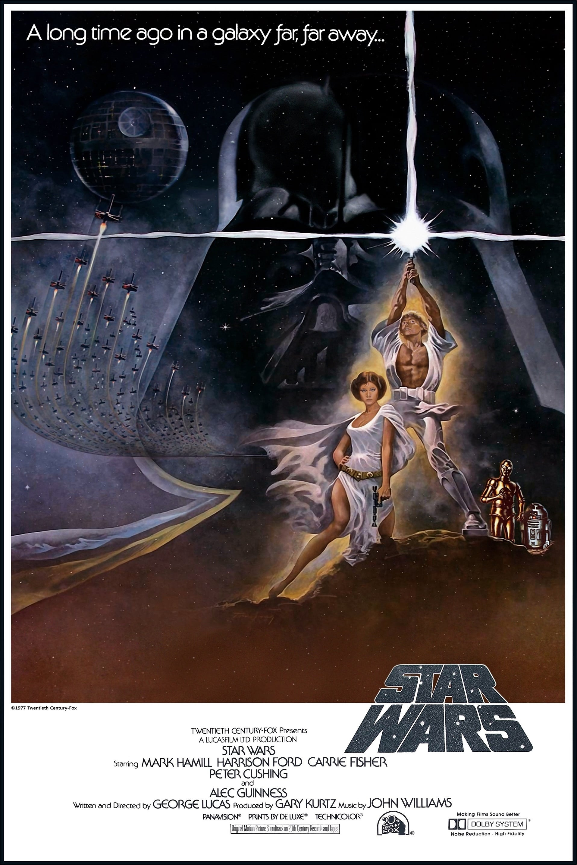 Star Wars - A New Hope (1977)