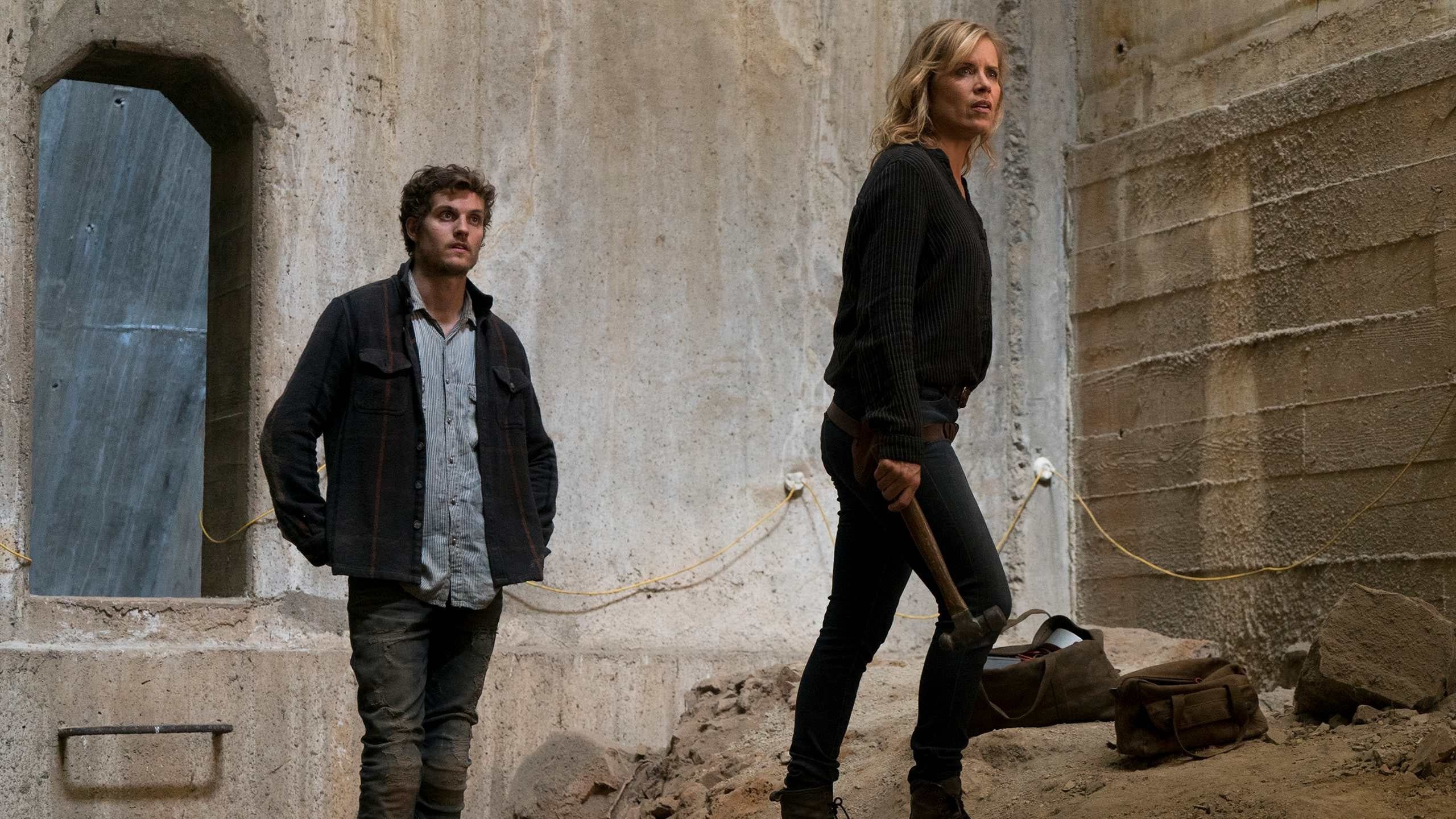 Fear the Walking Dead Season 3 :Episode 15  Sündentsproßne Werke...