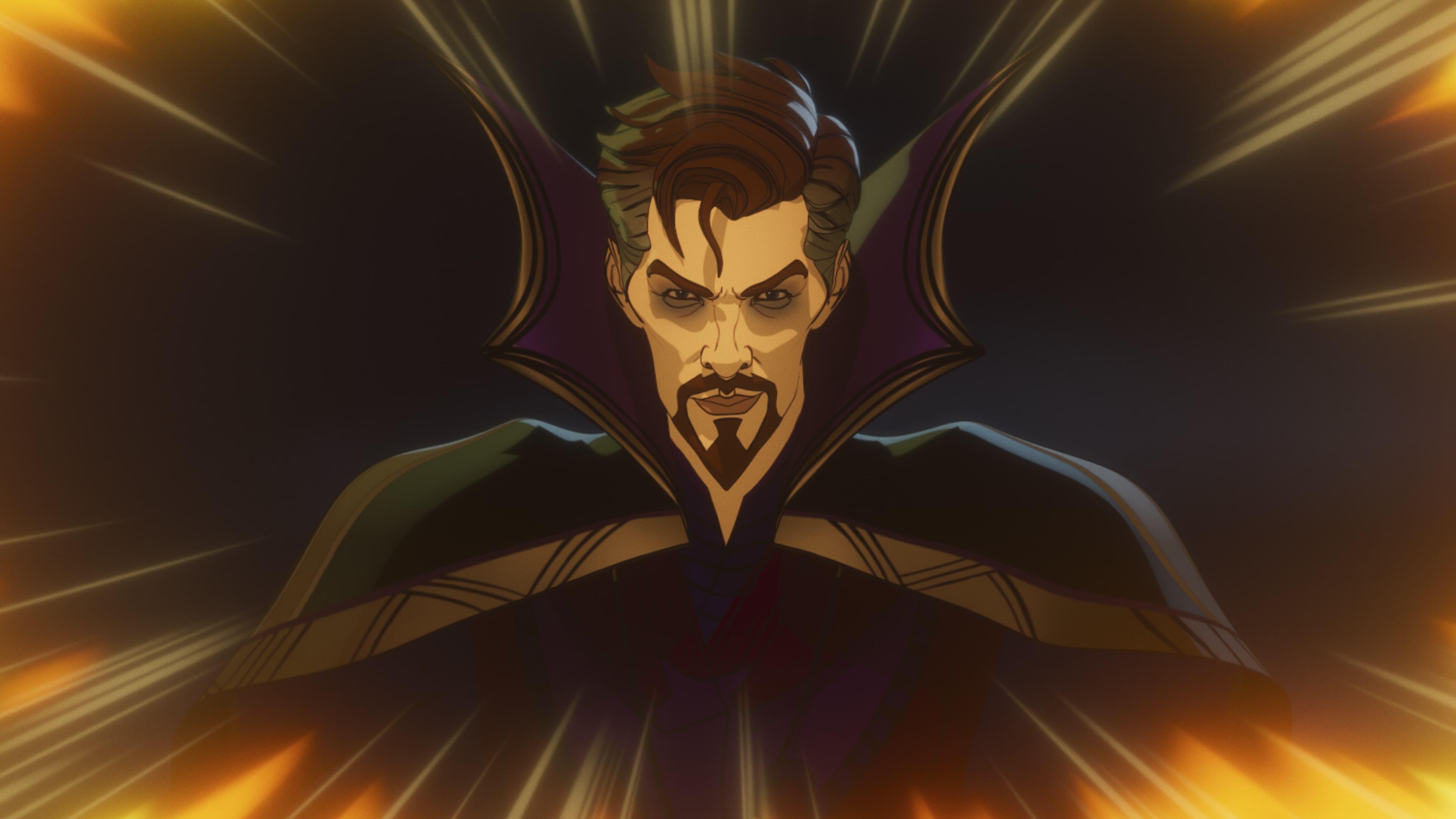 What If...? Season 1 :Episode 4  Was wäre, wenn... Doctor Strange statt seiner Hände sein Herz verloren hätte?