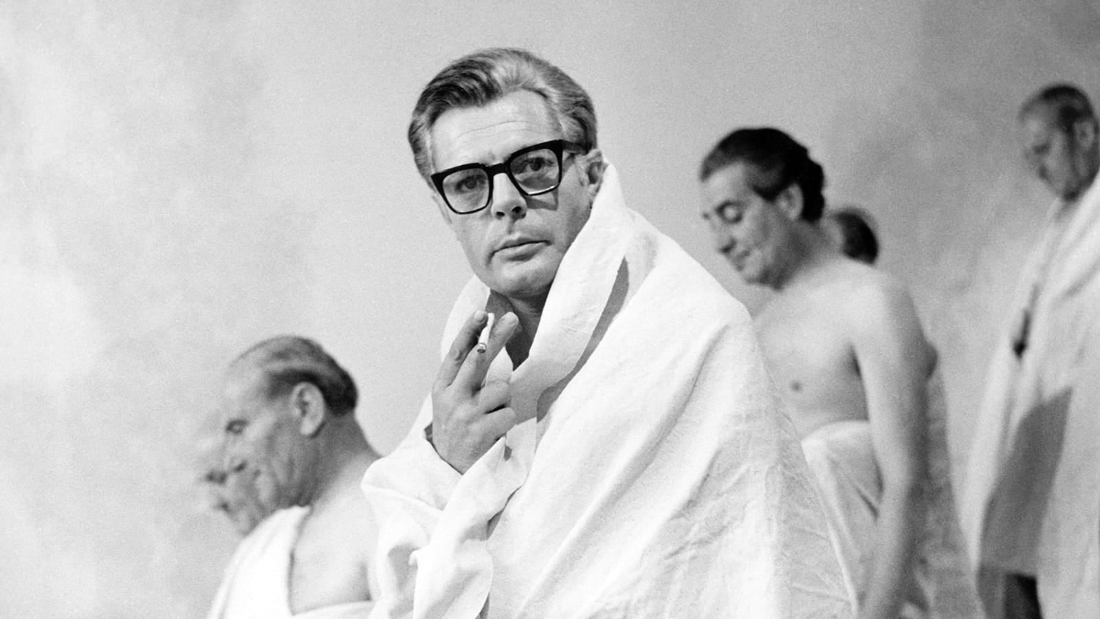 Fellini, ocho y medio (1963)
