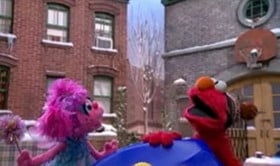 Sesame Street Season 40 :Episode 5  Abby Makes Seasons Change