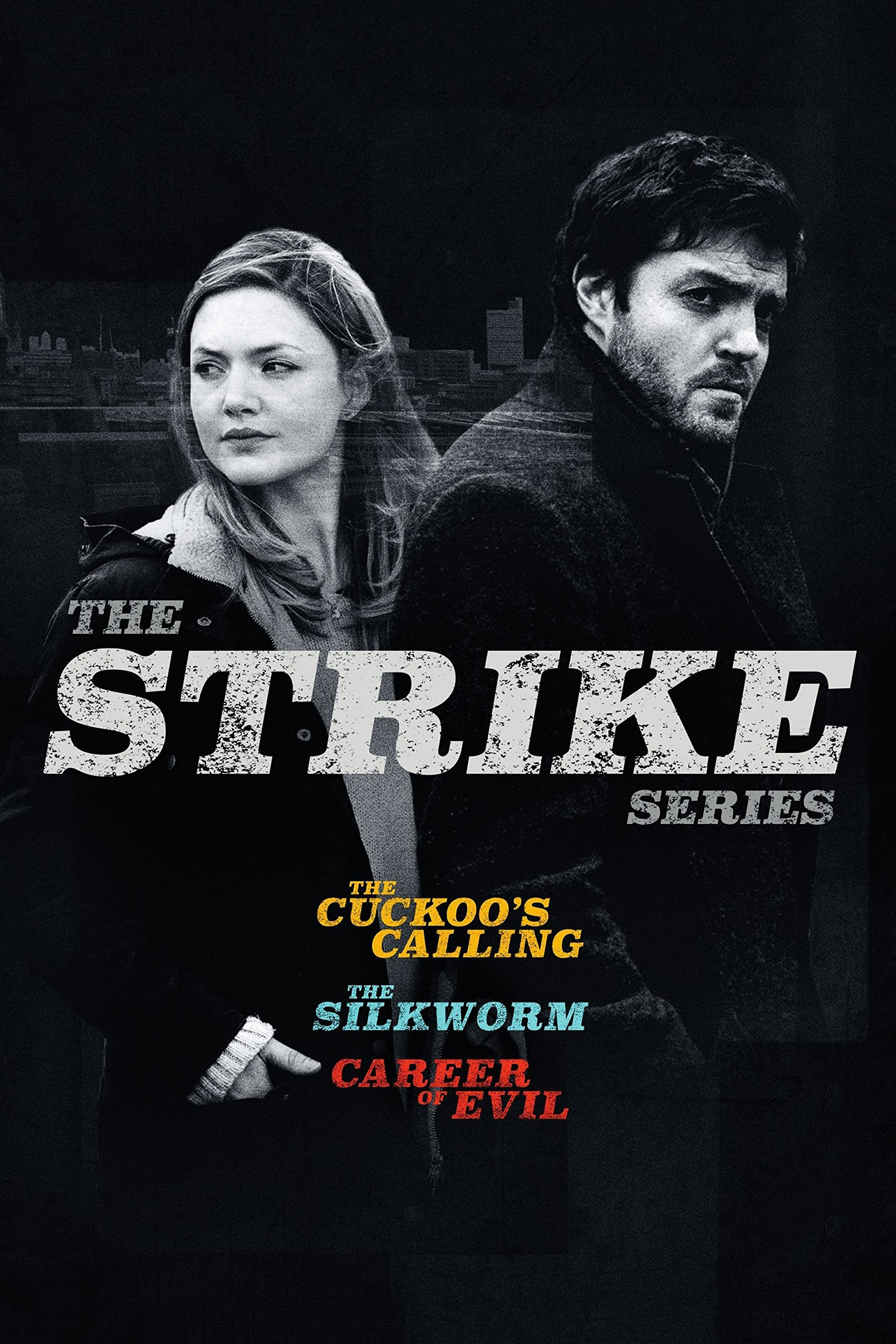 Cormoran Strike Poster
