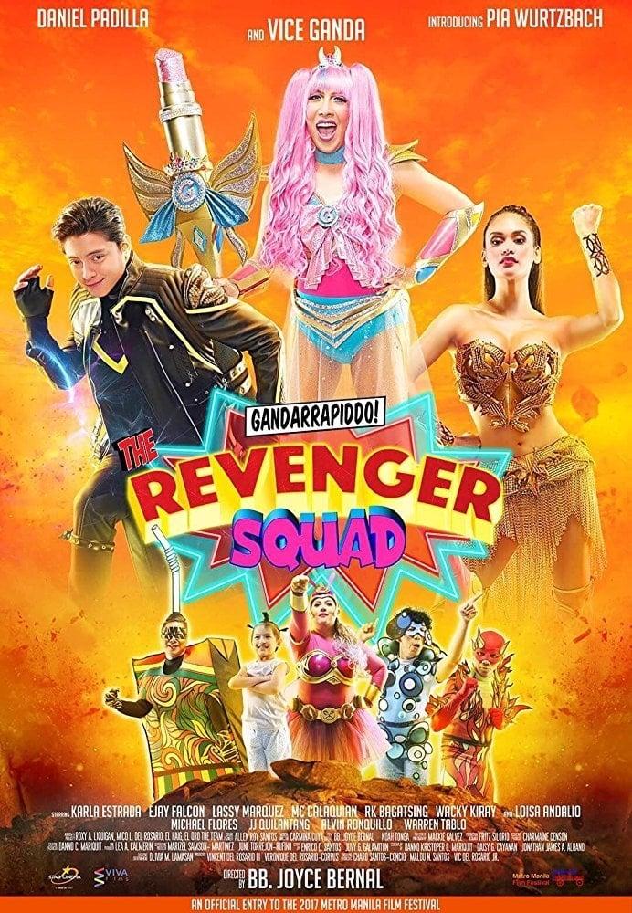 Ver Gandarrappido!: The Revenger Squad Online HD Español ()