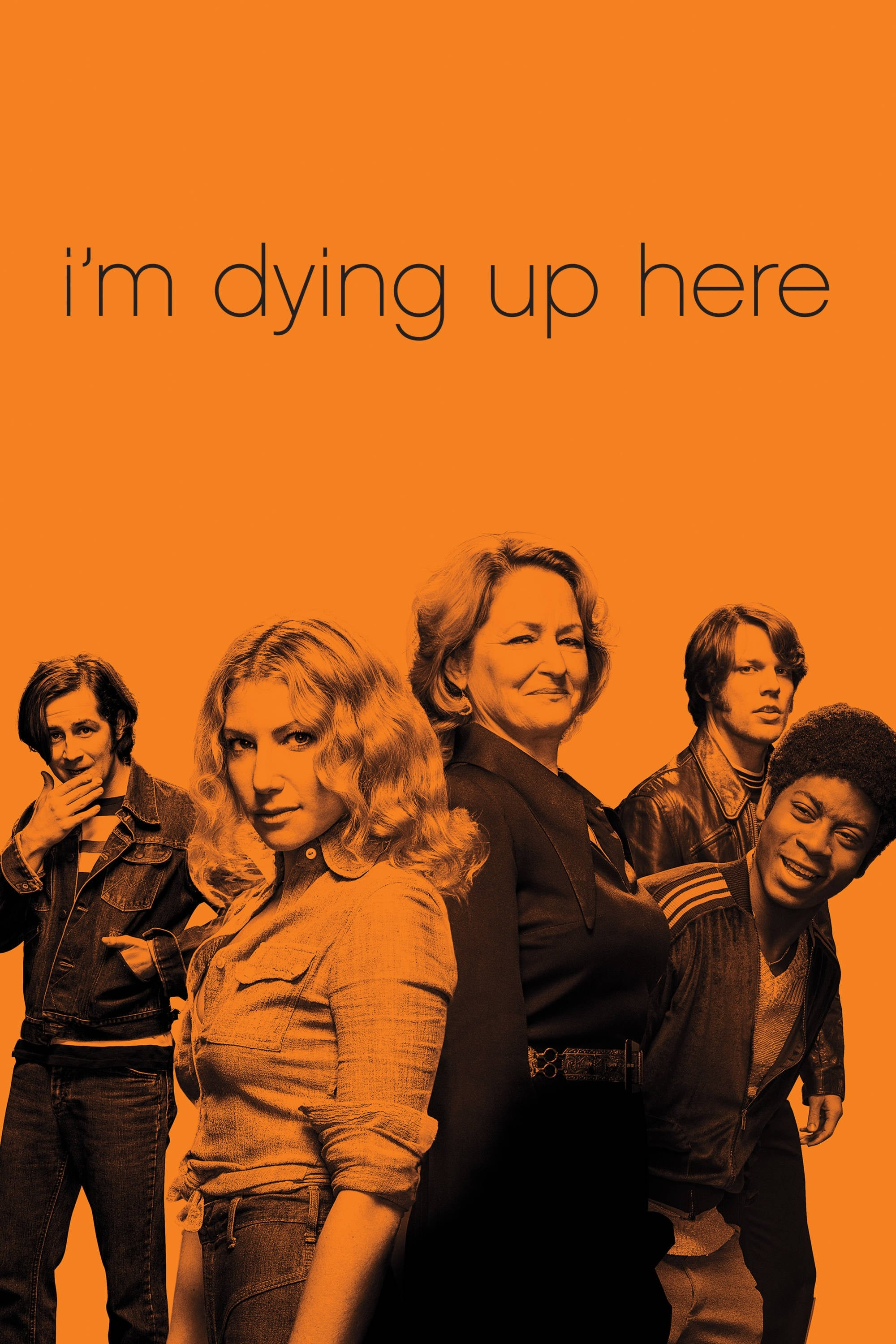 I'm Dying Up Here S02 VOSTFR