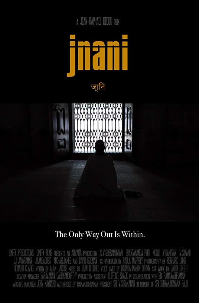 Jnani: The Silent Sage of Arunachala