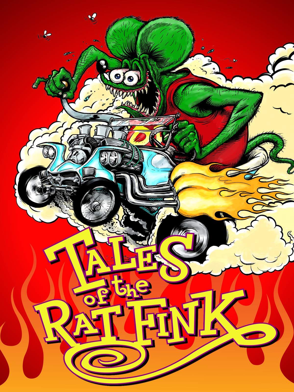 Tales of the Rat Fink (2006)