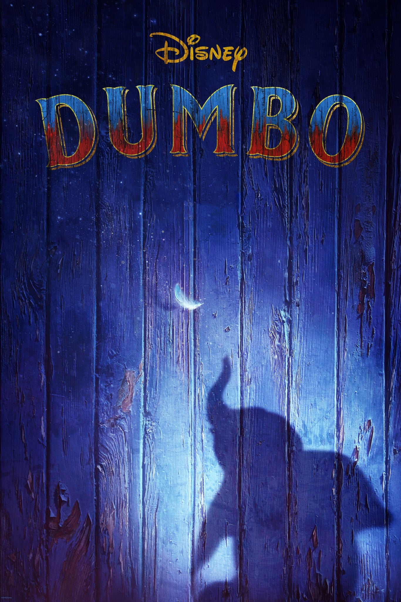 Poster and image movie Film Dumbo - Dumbo 2019