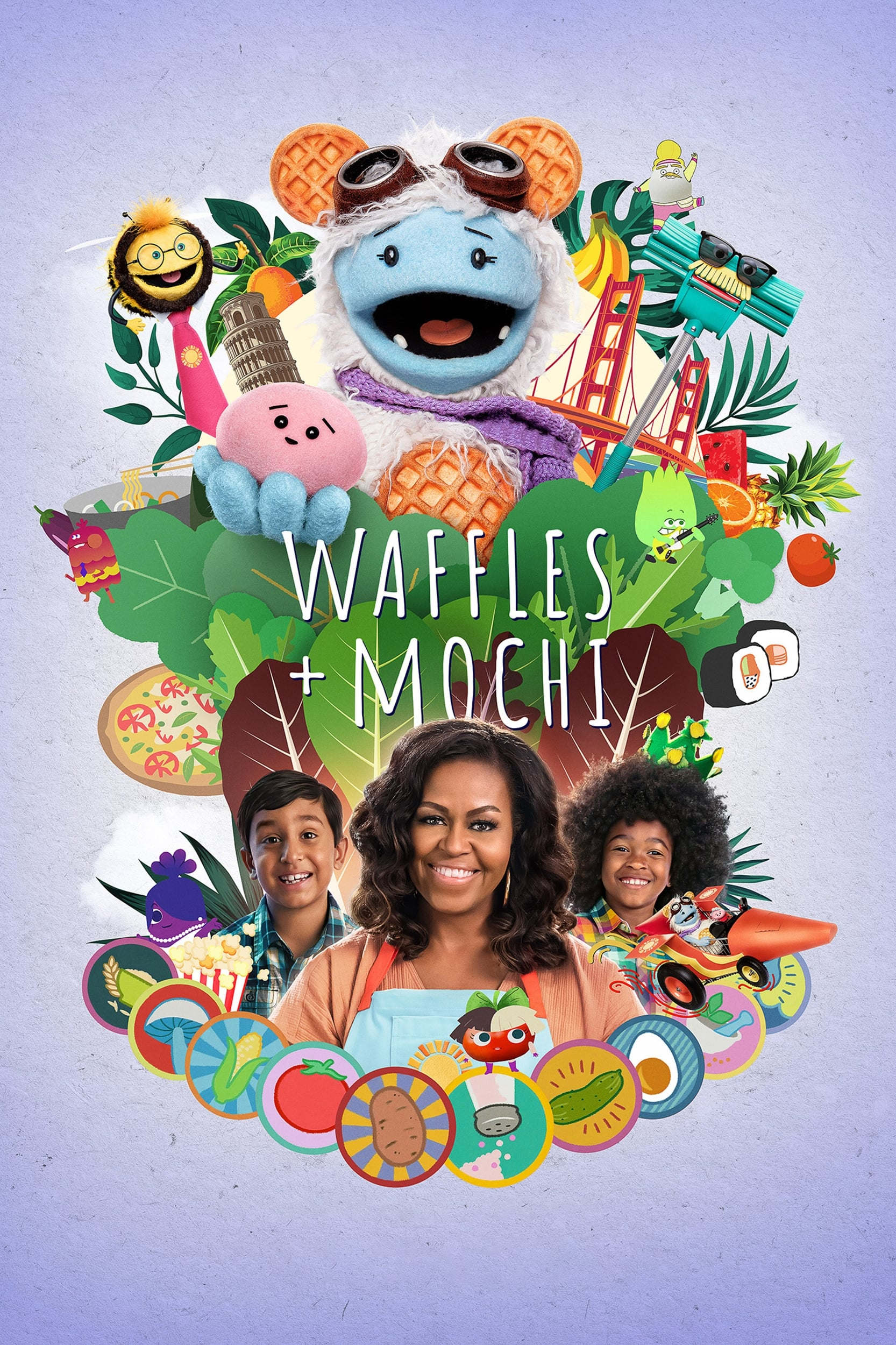 Waffles + Mochi TV Shows About Education