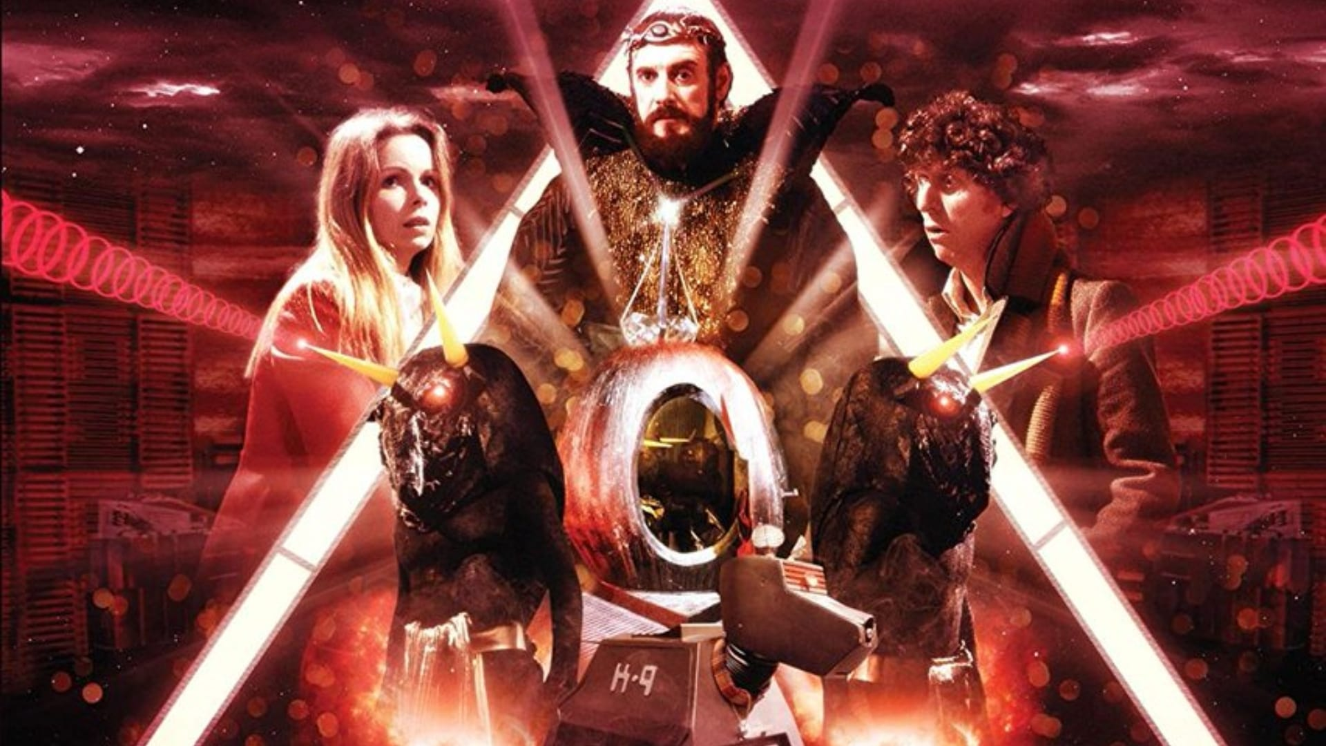 Doctor Who Season 17 :Episode 17  The Horns of Nimon, Part One