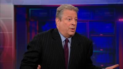 The Daily Show with Trevor Noah Season 18 :Episode 53  Al Gore