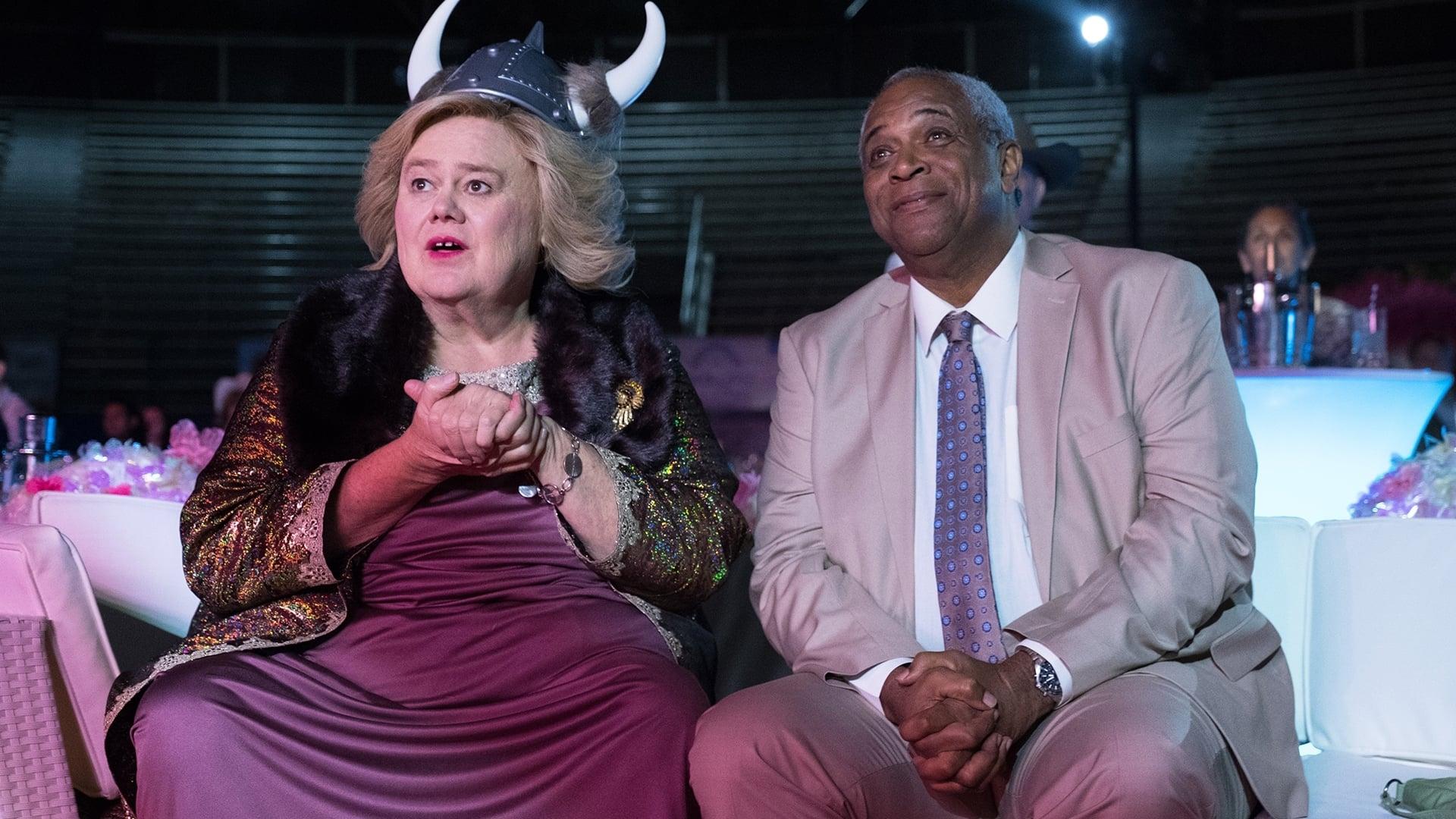Baskets Season 3 :Episode 4  A Night at the Opera