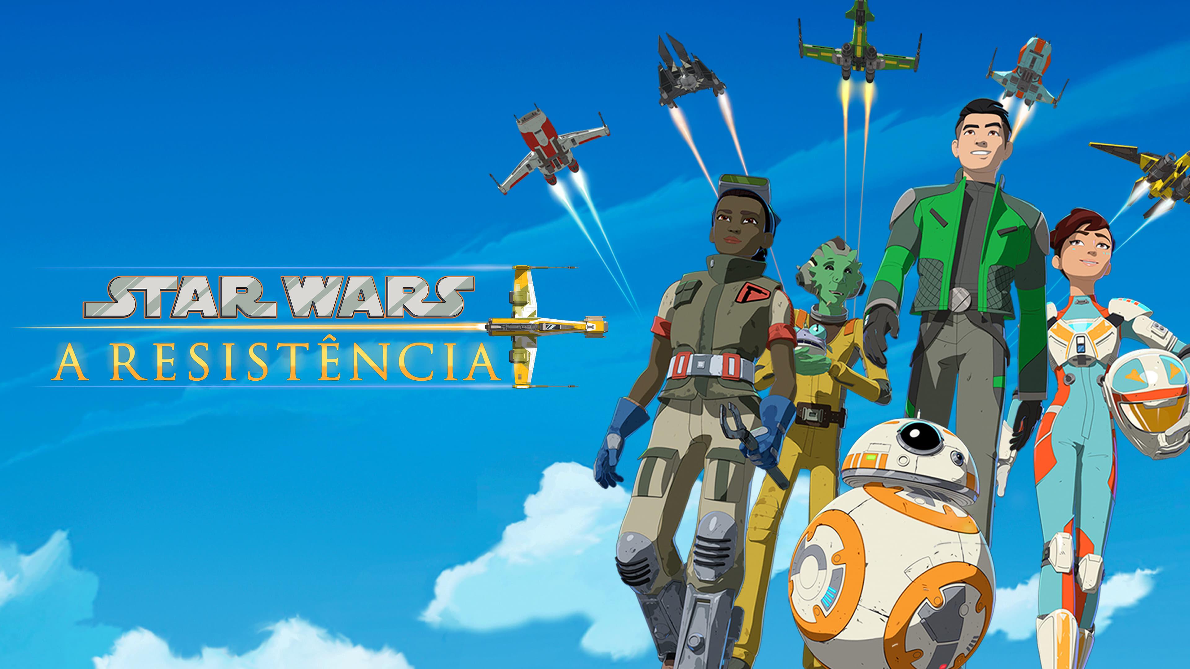 Star Wars: La Resistencia