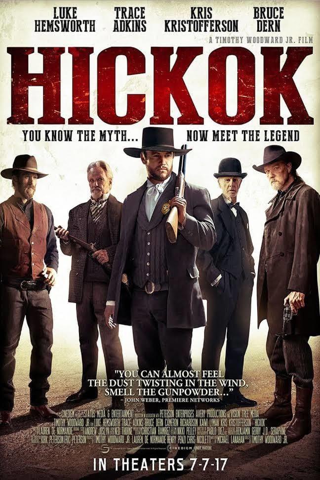 Hikokas / Hickok (2017) žiūrėti online
