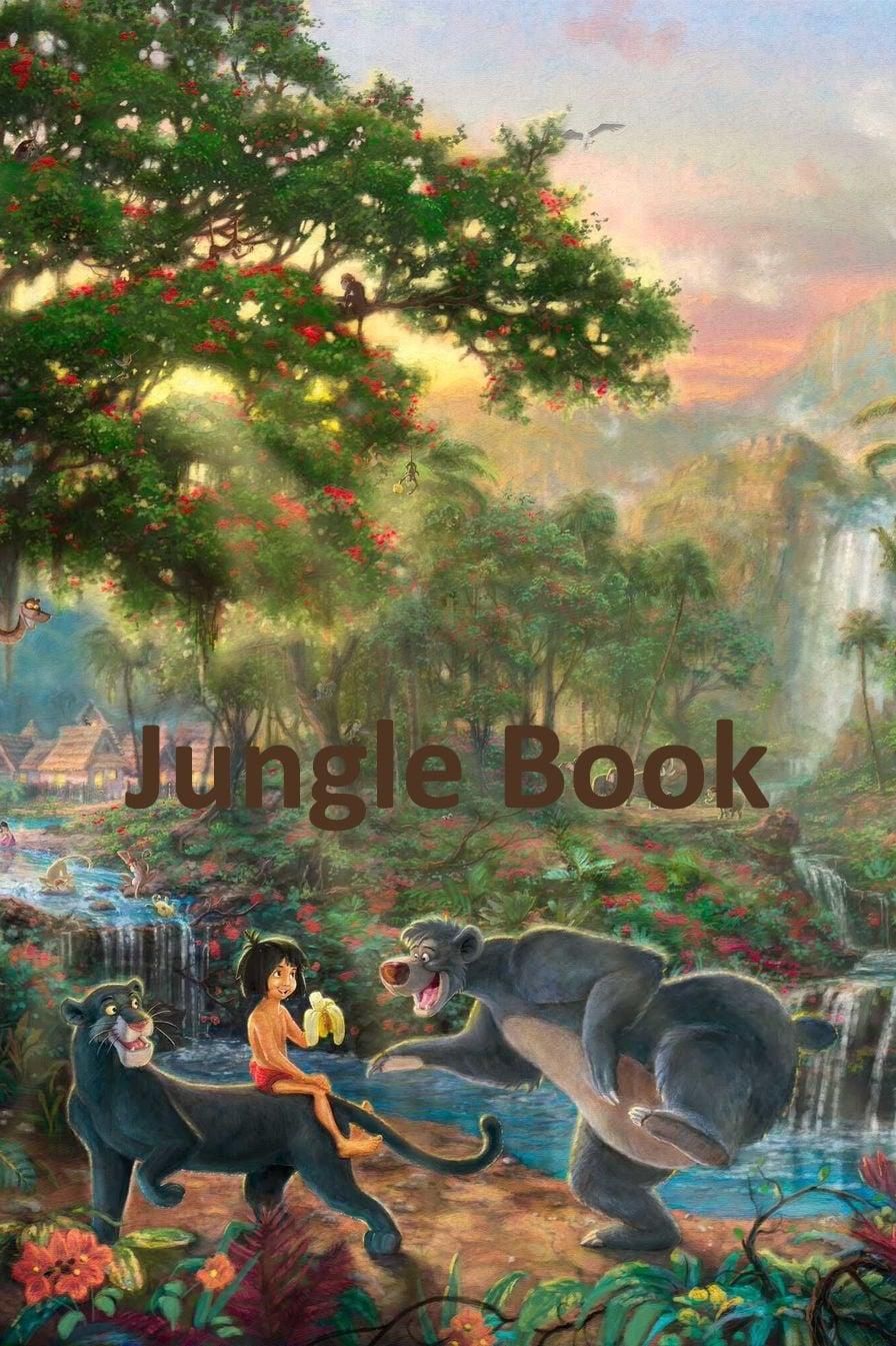 Poster and image movie Film Cartea junglei - Jungle Book - Jungle Book -  2018
