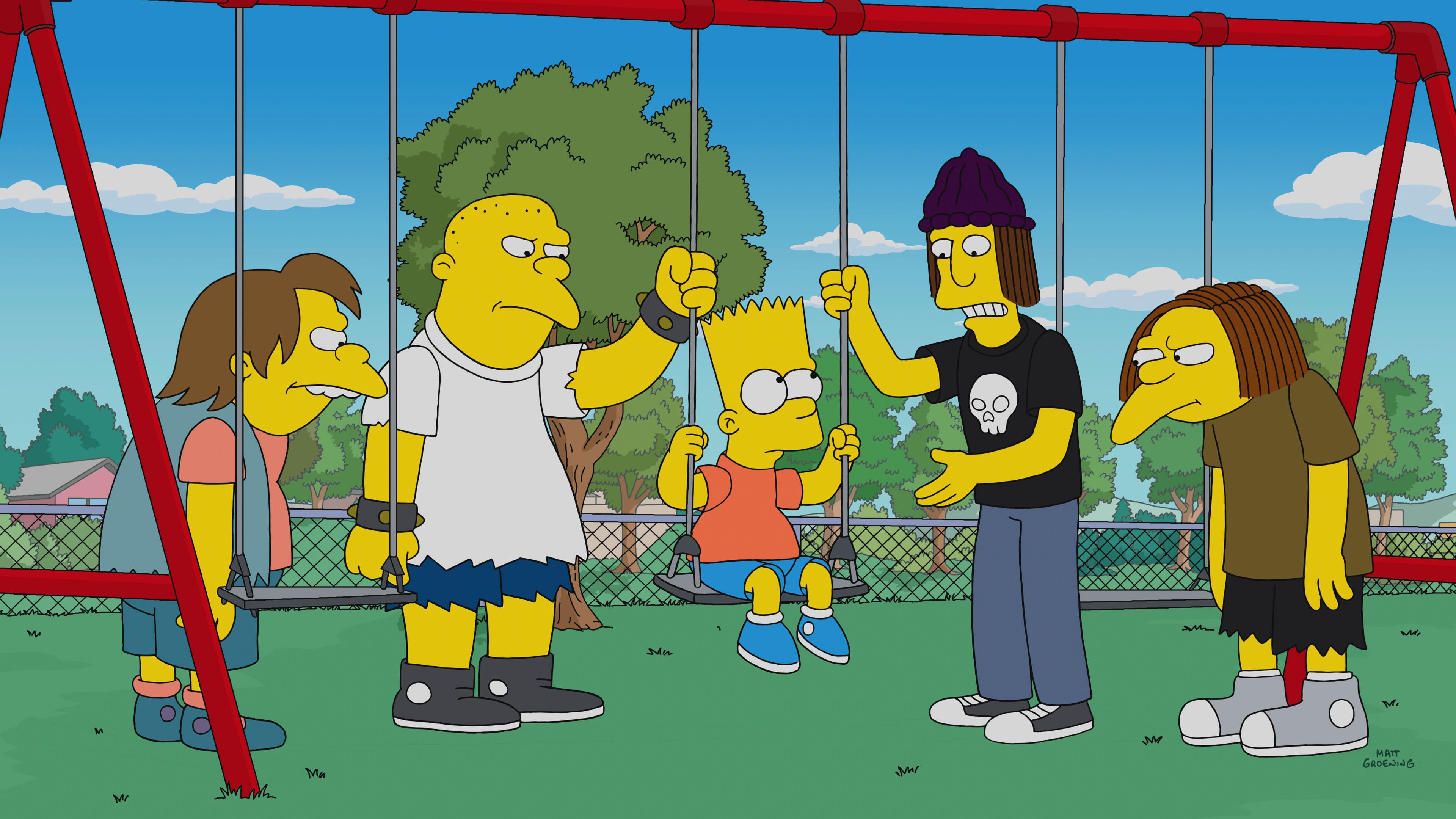 Season 30 :Episode 1  Bart's Not Dead
