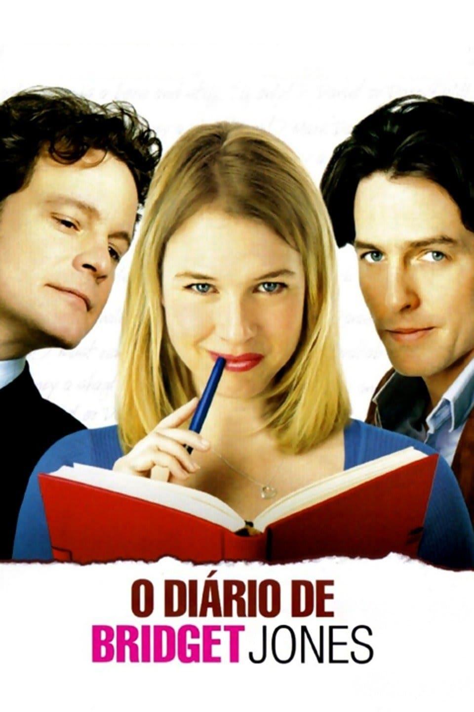 capa O Diário de Bridget Jones