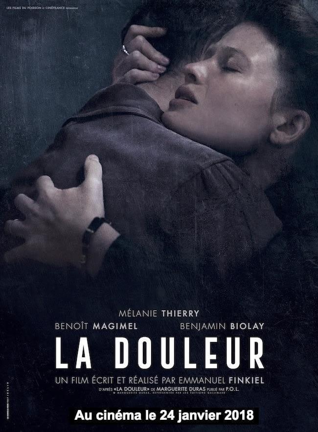 Poster and image movie Film La douleur - Memoir of War - Memoir of War 2018