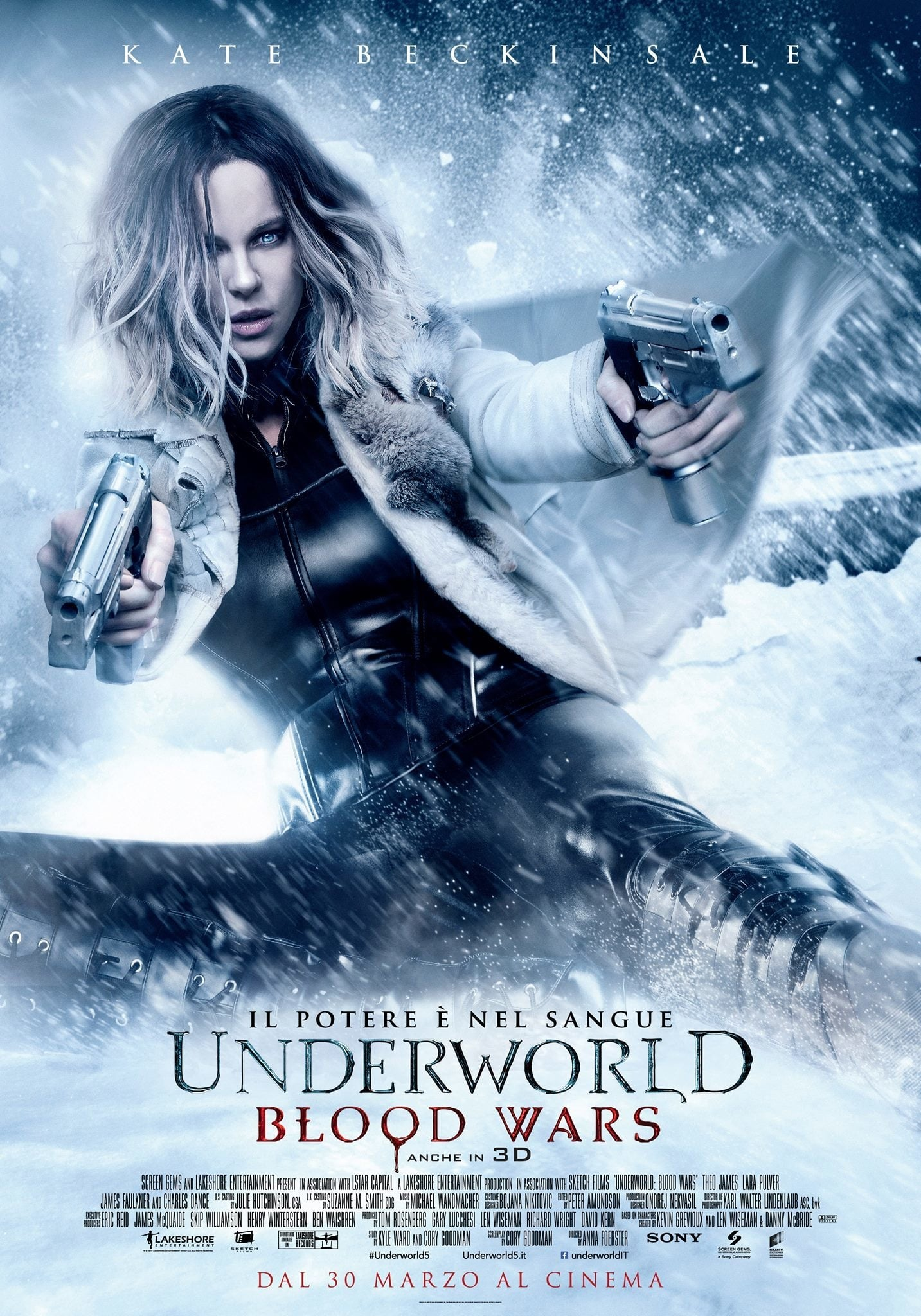 Underworld: Blood Wars Streaming