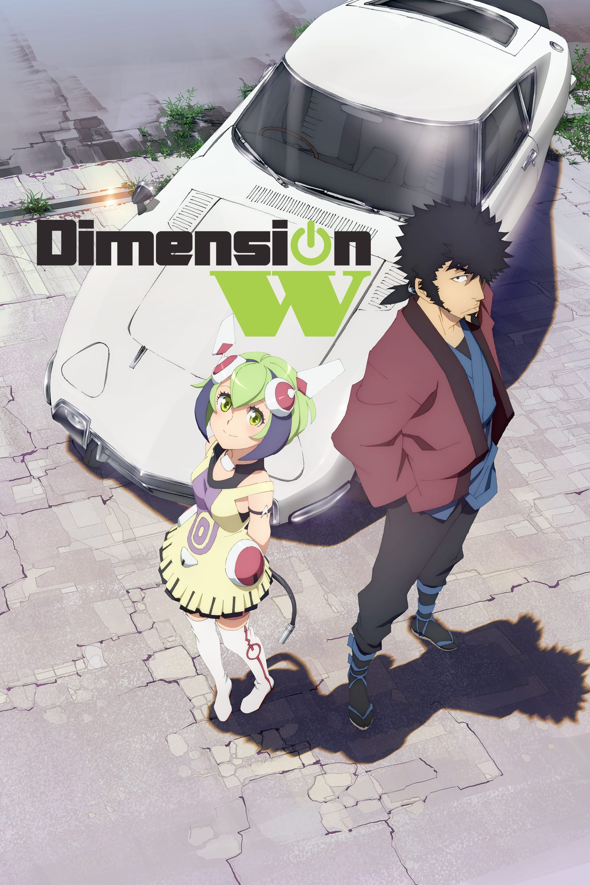 Dimension W TV Shows About Android