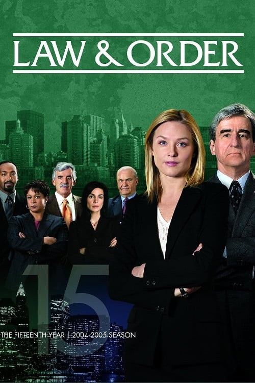 Law & Order Season 15
