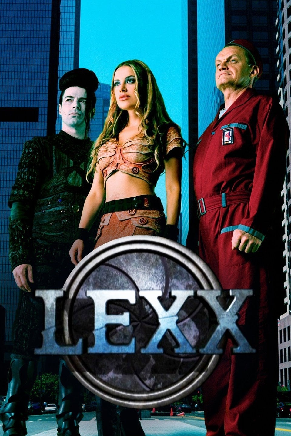 Lexx TV Shows About Android