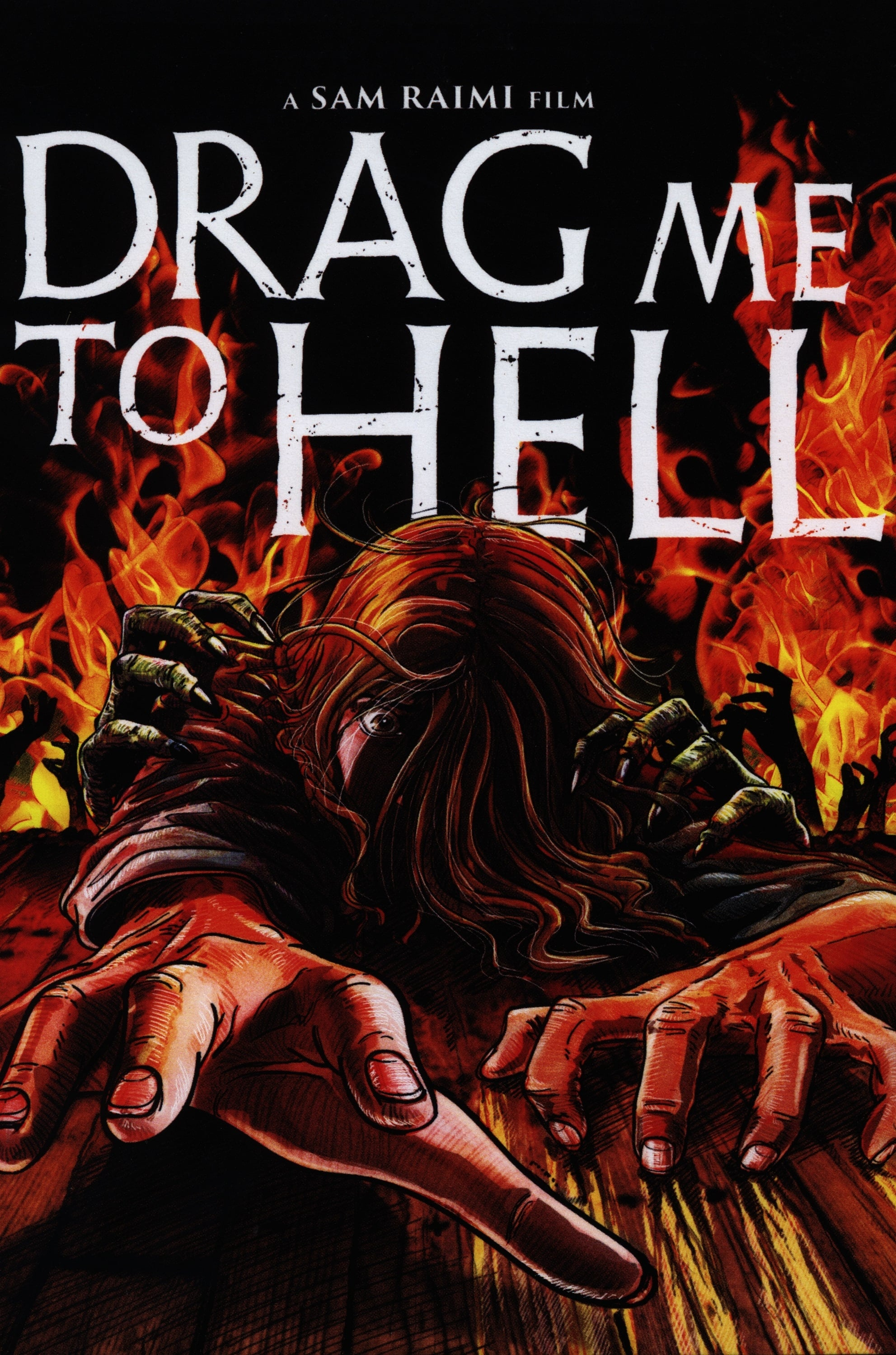 drag me to hell 2009 posters � the movie database tmdb
