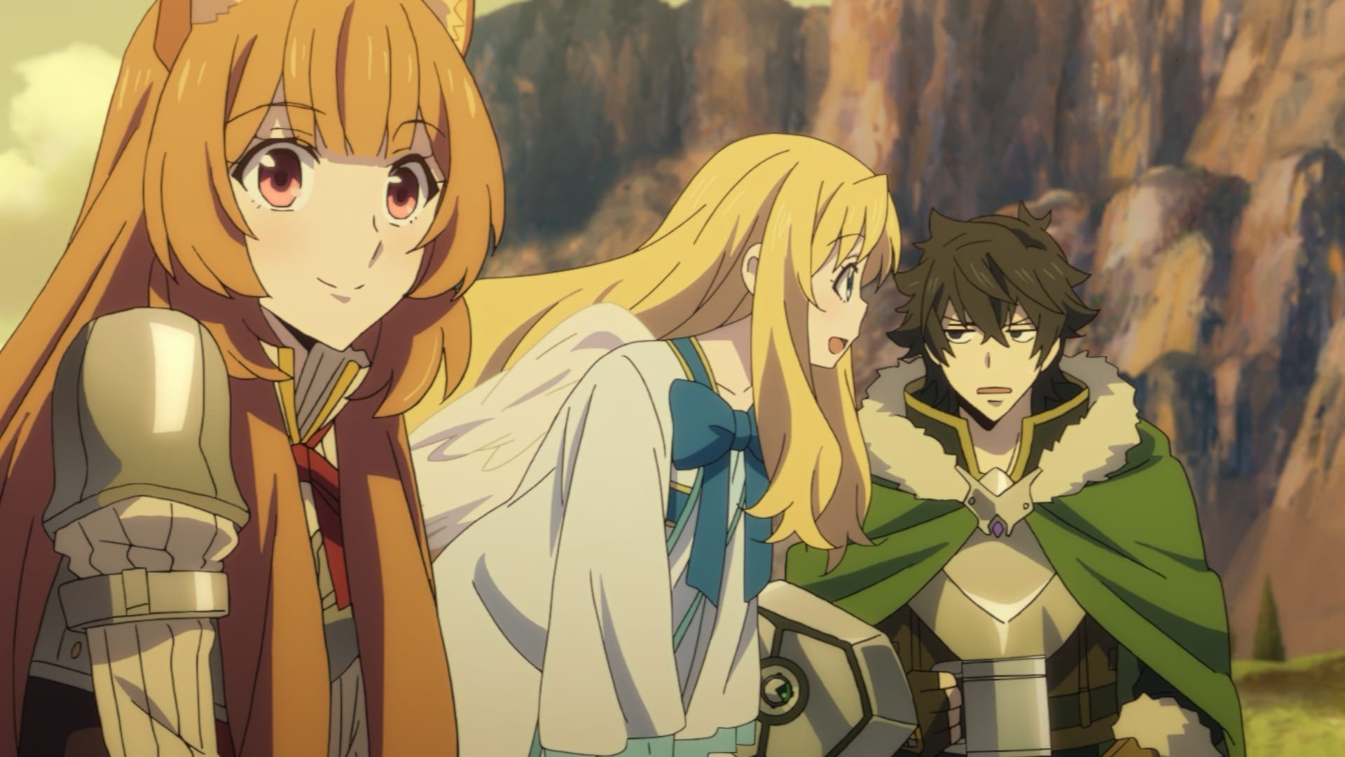 The Rising of The Shield Hero: Episodi 12