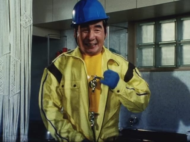 Super Sentai Season 19 :Episode 31  Door-to-Door Diet