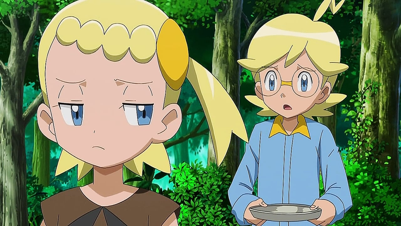 Pokémon Season 17 :Episode 44  Splitting Heirs!