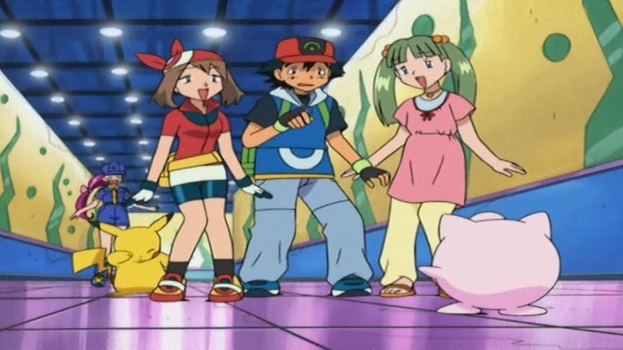 Pokémon Season 6 :Episode 39  A Poké-BLOCK Party